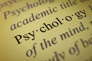 psychology-definition